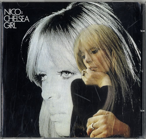 Nico Chelsea Girl CD album (CDLP) UK N-CCDCH583290