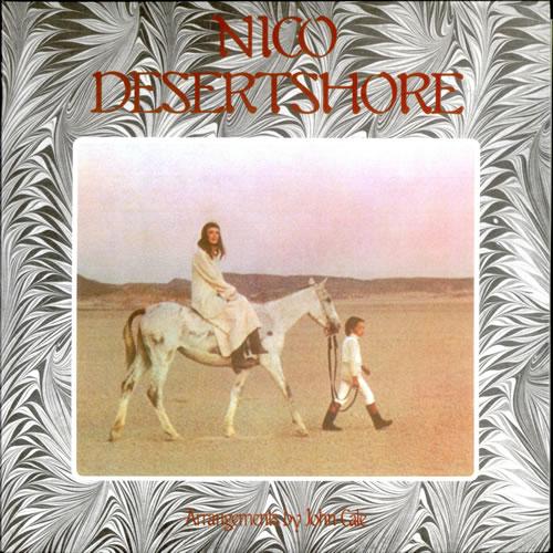 Nico Desertshore - 180g vinyl LP album (LP record) US N-CLPDE522513