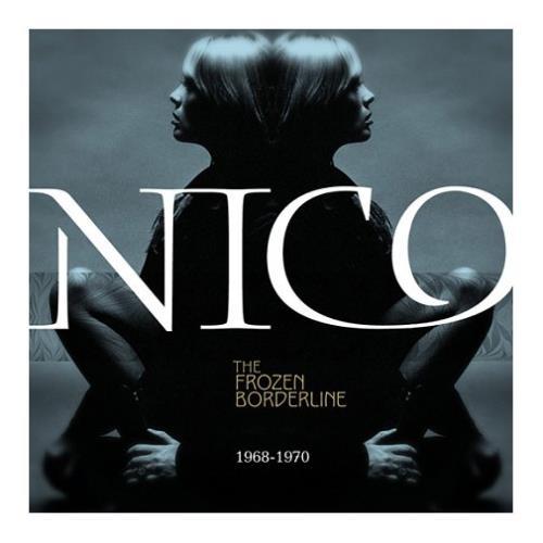 Nico The Frozen Borderline 1968 - 1970 2 CD album set (Double CD) UK N-C2CTH391012