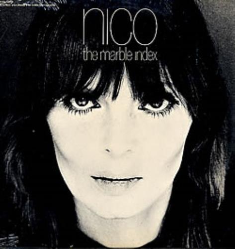 Nico The Marble Index vinyl LP album (LP record) US N-CLPTH266948