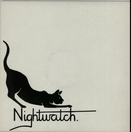 "Nightwatch Nightwatch 12"" vinyl single (12 inch record / Maxi-single) UK N0G12NI605626"