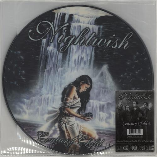 cd nightwish century child 2002