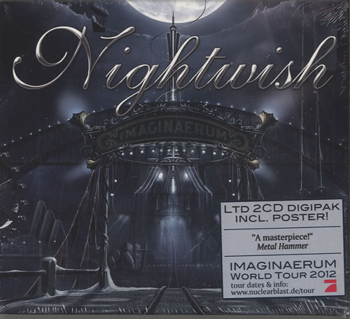 Nightwish imaginaerum orchestral version (vinyl, lp, album.
