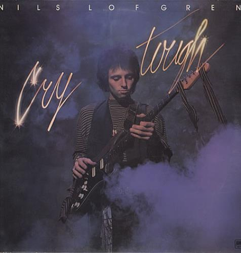 Nils Lofgren Cry Tough vinyl LP album (LP record) UK NLSLPCR186460