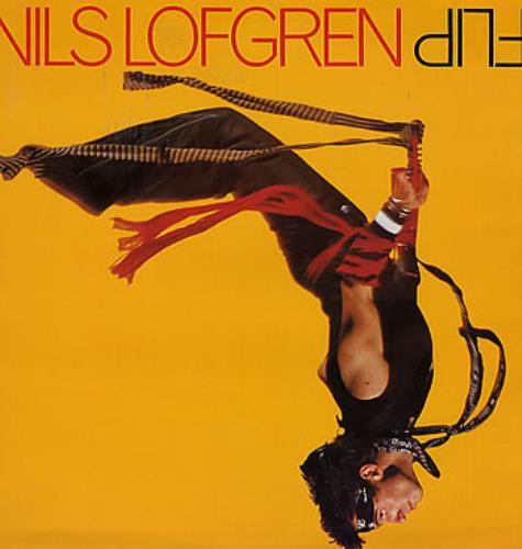 Nils Lofgren Flip vinyl LP album (LP record) UK NLSLPFL295784