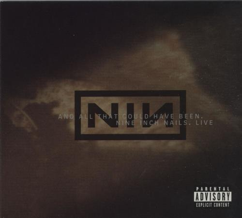 Nine Inch Nails And All That Could Have Been CD album (CDLP) UK NINCDAN209149