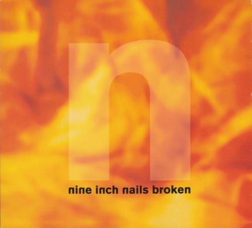 """Nine Inch Nails Broken EP - Sealed CD single (CD5 / 5"""") UK NINC5BR85438"""