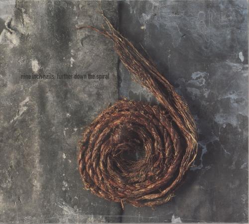 Nine Inch Nails Further Down The Spiral - Sealed CD album (CDLP) UK NINCDFU735565