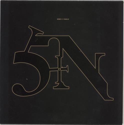 """Nine Inch Nails Sin - EX 9"""" vinyl single (9"""" record) UK NIN09SI83307"""