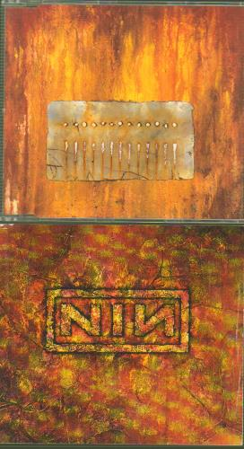 Nine Inch Nails The Dowwnard Spiral CD album (CDLP) UK NINCDTH36205