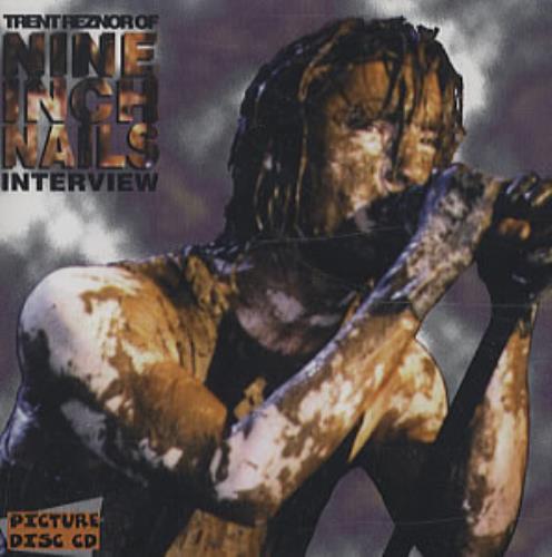 Nine Inch Nails Trent Reznor Interview CD album (CDLP) UK NINCDTR333015
