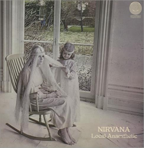 Nirvana (UK) Local Anaesthetic - 1st vinyl LP album (LP record) UK NRVLPLO257265