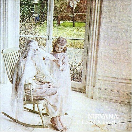 Nirvana (UK) Local Anasthetic CD album (CDLP) German NRVCDLO257475