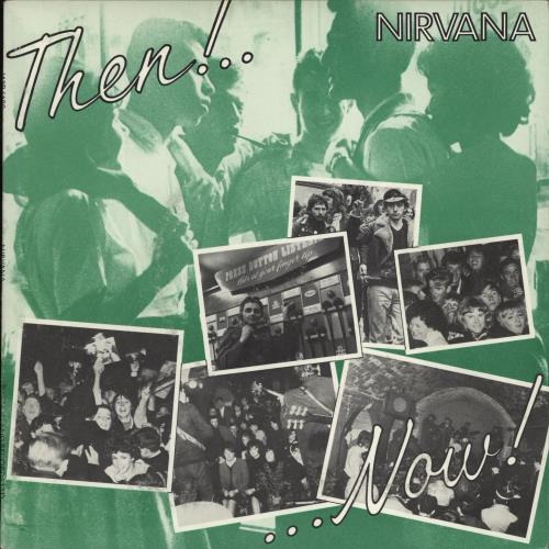 """Nirvana (UK) Rainbow Chaser 7"""" vinyl single (7 inch record) UK NRV07RA450696"""
