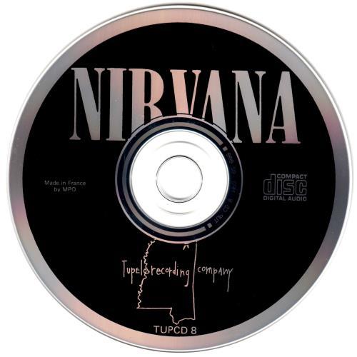 "Nirvana (US) Blew CD single (CD5 / 5"") UK NIRC5BL101025"