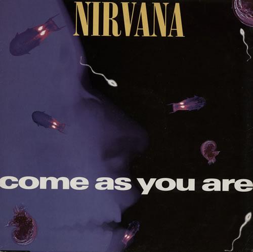"Nirvana (US) Come As You Are - EX 12"" vinyl single (12 inch record / Maxi-single) UK NIR12CO567353"