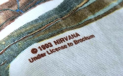 Nirvana (US) In Utero t-shirt US NIRTSIN767053