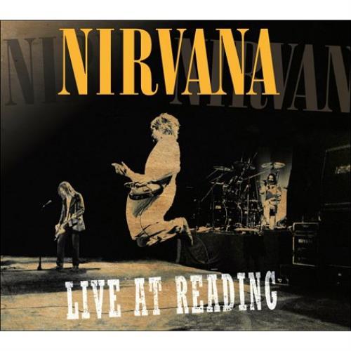 Nirvana (US) Live At Reading CD album (CDLP) UK NIRCDLI488187