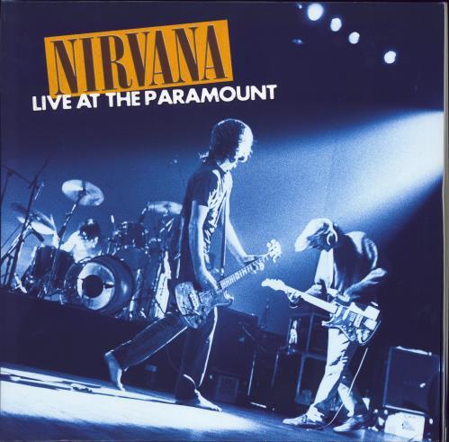 Nirvana (US) Live At The Paramount - 180gm 2-LP vinyl record set (Double Album) US NIR2LLI769445