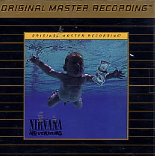 Nirvana US Nevermind