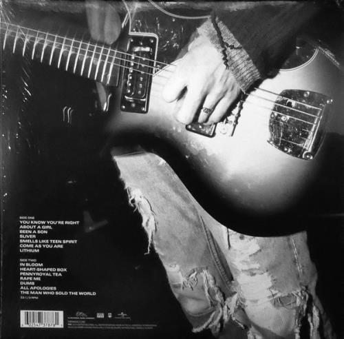 Nirvana (US) Nirvana - 180gm - Sealed vinyl LP album (LP record) UK NIRLPNI644258