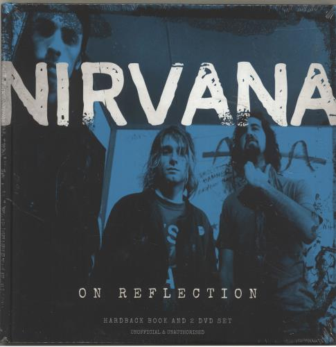 Nirvana (US) On Reflection - Book + DVD - Sealed DVD UK NIRDDON695909