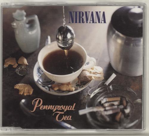 "Nirvana (US) Pennyroyal Tea - Withdrawn CD single (CD5 / 5"") German NIRC5PE27043"