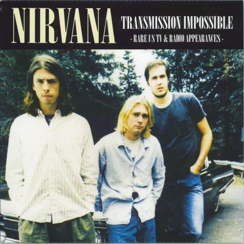 Nirvana (US) Transmission Impossible -Rare US TV & Radio Appearances- vinyl LP album (LP record) UK NIRLPTR771766