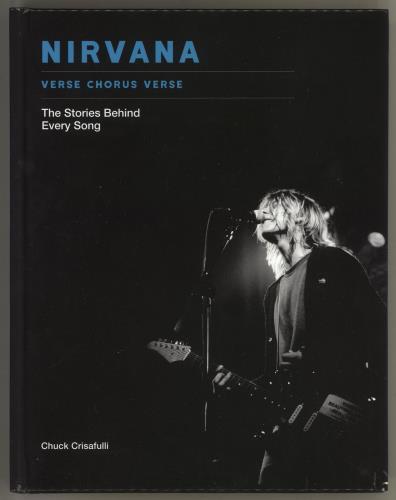 Nirvana (US) Verse Chorus Verse book UK NIRBKVE726113