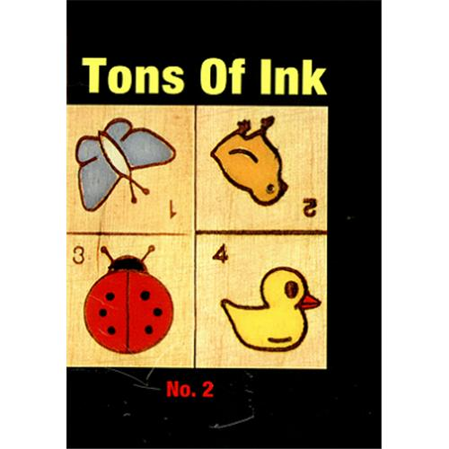 Nits Tons Of Ink No. 2 fanzine Dutch NITFATO413962