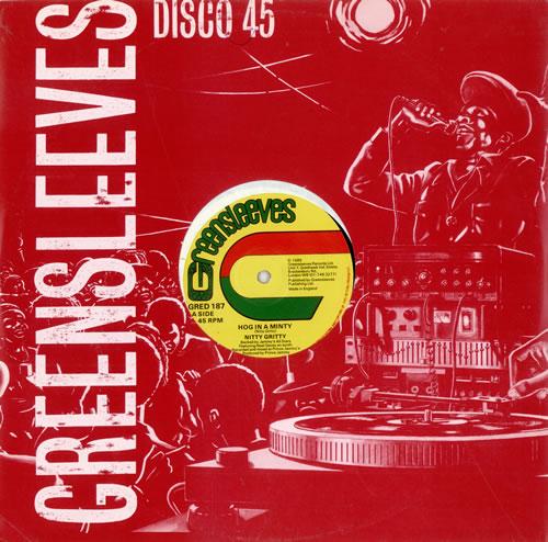 "Nitty Gritty Hog In A Minty 12"" vinyl single (12 inch record / Maxi-single) UK NC712HO480341"