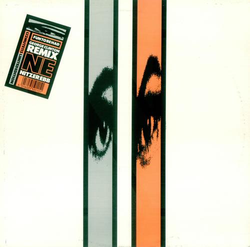 """Nitzer Ebb Fun To Be Had 12"""" vinyl single (12 inch record / Maxi-single) UK EBB12FU447773"""