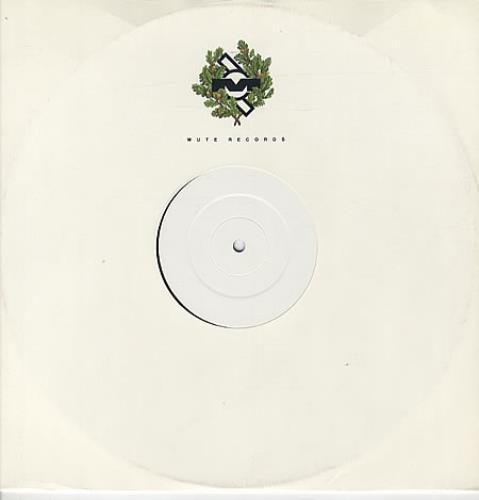 """Nitzer Ebb Hearts & Minds 12"""" vinyl single (12 inch record / Maxi-single) UK EBB12HE02937"""