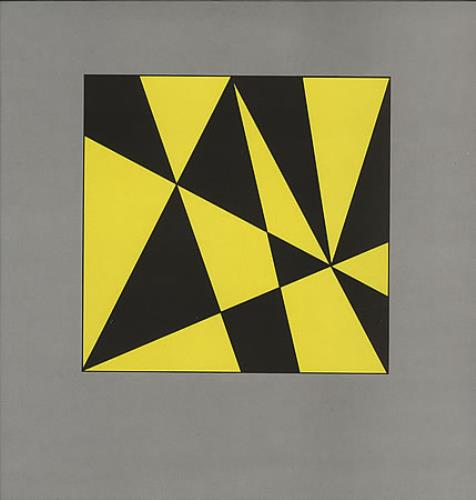 """Nitzer Ebb Warsaw Ghetto 12"""" vinyl single (12 inch record / Maxi-single) UK EBB12WA02939"""
