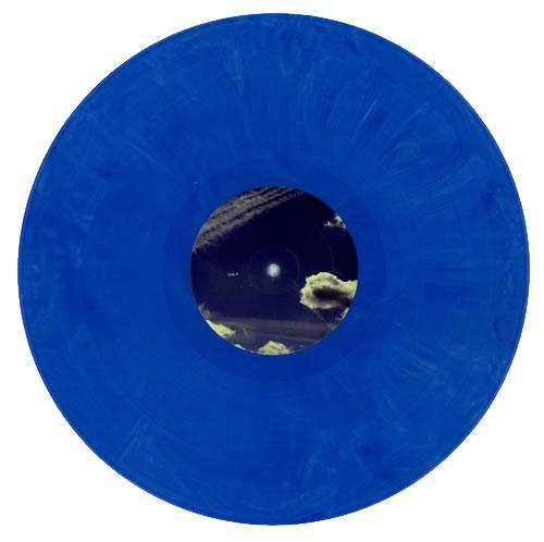 """No-Man ((Speak)) - Blue Vinyl + 12"""" 2-LP vinyl record set (Double Album) UK NAM2LSP466569"""