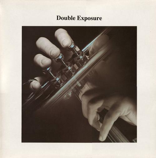 No-Man Double Exposure 2-LP vinyl record set (Double Album) UK NAM2LDO601271
