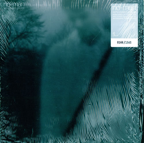 No-Man Schoolyard Ghosts - Limited Coloured Vinyl 2-LP vinyl record set (Double Album) UK NAM2LSC463576