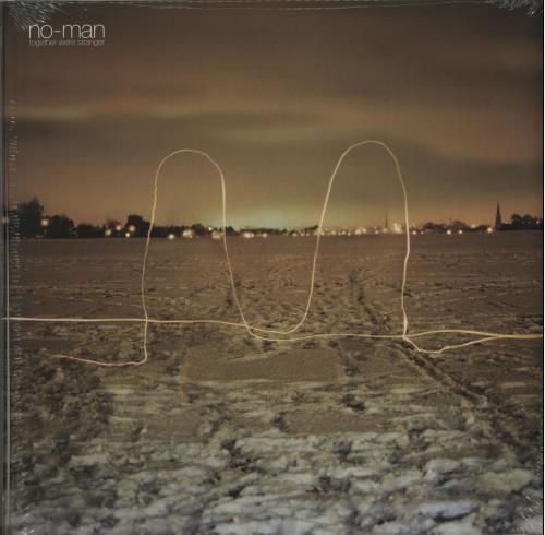 No-Man Together We're Stranger 2-LP vinyl record set (Double Album) UK NAM2LTO645292