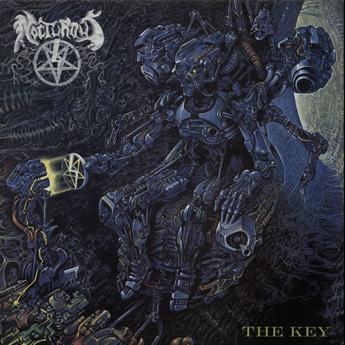 Nocturnus The Key vinyl LP album (LP record) UK NUGLPTH579519