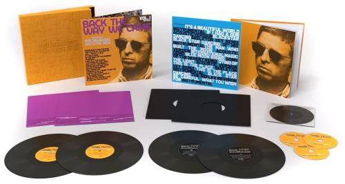 Noel Gallagher Back The Way We Came: Vol 1 - Deluxe Edition - Sealed Vinyl Box Set UK NGLVXBA771601