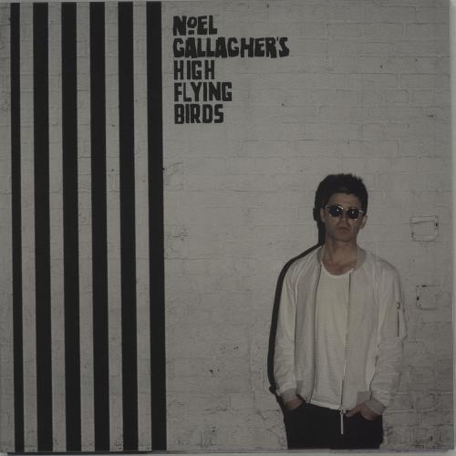 Noel Gallagher Chasing Yesterday - 180gm Vinyl vinyl LP album (LP record) UK NGLLPCH674518