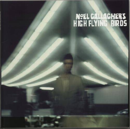 Noel Gallagher Noel Gallagher's High Flying Birds - 180gm Vinyl vinyl LP album (LP record) UK NGLLPNO650929