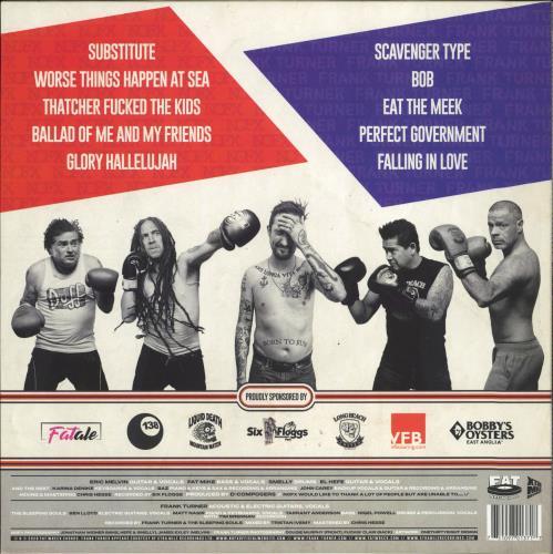 NoFX West Coast vs Wessex - Pink Vinyl vinyl LP album (LP record) UK NFXLPWE768019