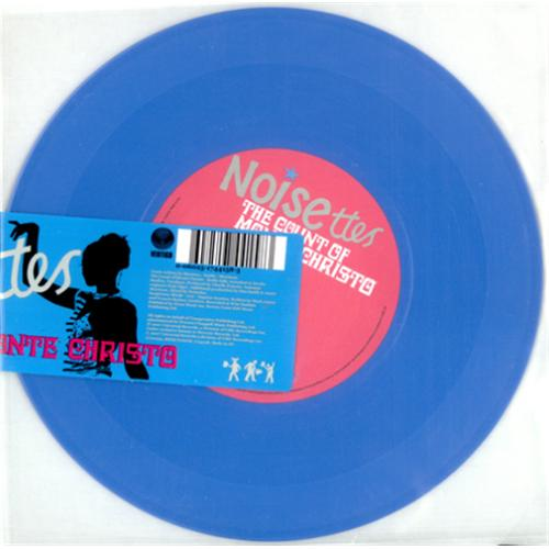 """Noisettes The Count Of Monte Christo 7"""" vinyl single (7 inch record) UK NO507TH412309"""