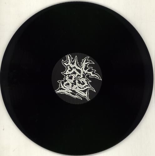 "Noose Rot The Creeping Unknown 12"" vinyl single (12 inch record / Maxi-single) US ZP512TH715932"