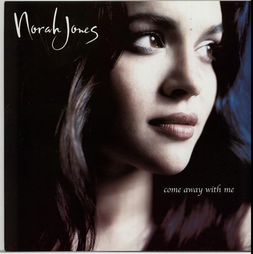 Norah Jones Come Away With Me display UK NRJDICO632079
