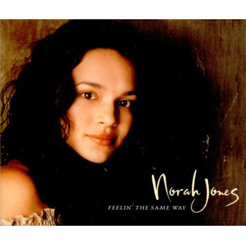"Norah Jones Feelin' The Same Way CD single (CD5 / 5"") UK NRJC5FE221054"