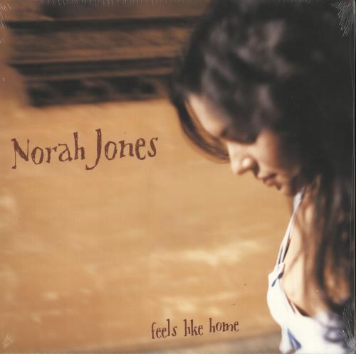 Norah Jones Feels Like Home vinyl LP album (LP record) UK NRJLPFE724757