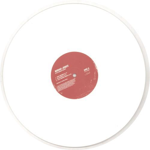 Norah Jones Little Broken Hearts - 180gm White Vinyl 2-LP vinyl record set (Double Album) UK NRJ2LLI709235