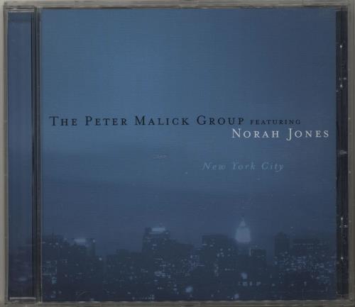 Norah Jones New York City CD album (CDLP) UK NRJCDNE684280